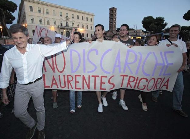 Roma notte dei fori 2013