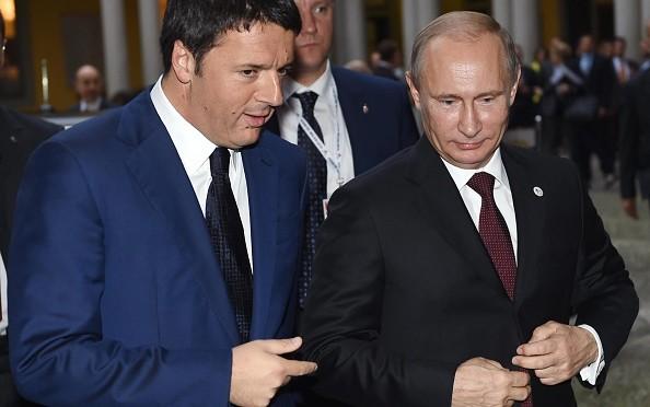 Renzi-Putin