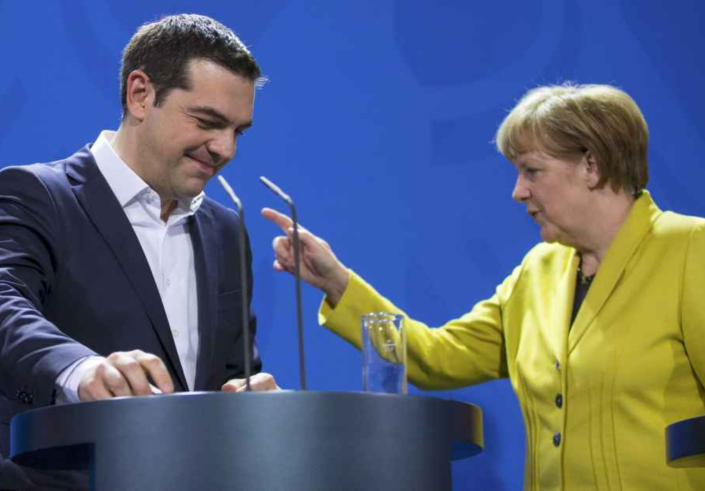 Merkel-e-Tsipras