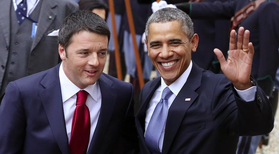 Renzi_Obama2
